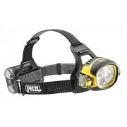Petzl ULTRA VARIO - Linterna (Headband flashlight, Negro, Amarillo, IP67, Ión de litio)