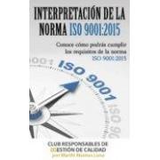 Montes Luna Marife Interpretación De La Norma Iso 9001:2015 En Pdf (ebook)