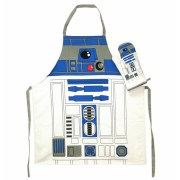 R2-D2 schort en ovenwant (in glazen pot) Star Wars