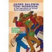 James Baldwin, Toni Morrison, and the Rhetorics of Black Male Subjectivity
