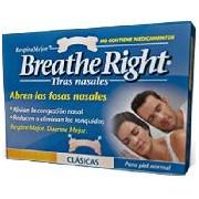 breathe right tiras nasales 10 unid grandes