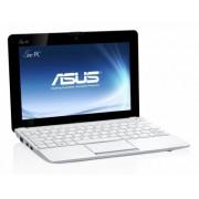 """Asus eeePC 1015B-WHI005S AMD Single Core C30/10, 1""""/BT/WIN 7 START/White Netbook"""