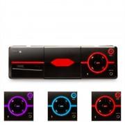 Auna MD-640 Rádio para Carro Bluetooth SD USB Suporte para Smartphone preto