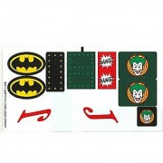 Lego Original Sticker Sheet for Batman Set #7782 The Batwing: The Joker's Aerial Assault