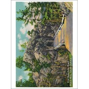 Black Hills, South Dakota View Of Iron Mountain Road Tunnel And Bridge (Playing Card Deck 52 Card Poker Size With Jokers)