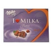 I Love Milka cu Crema Alune de Padure 120 g