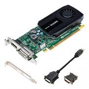 PNY VCQK420-2G-PB Scheda Grafica NVIDIA QUADRO K420 2GB PCIE16X 2.0