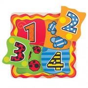 Bigjigs Toys My First Matching Numbers Puzzle