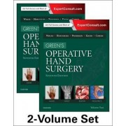 Green's Operative Hand Surgery by Scott W. Wolfe