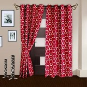 Story@Home Red Door Curtain Nature -DNR2020