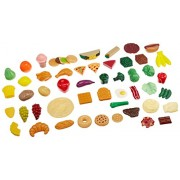 Step2 101 PC Play Food Assorent, Multicolor