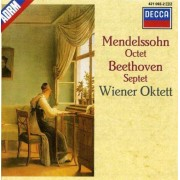 Beethoven/Mendelssohn - Septet In Es/ Oktet In Es (0028942109322) (1 CD)