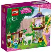 Lego - la giornata più bella di rapunzel 41065