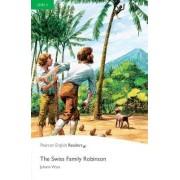 Level 3: The Swiss Family Robinson by Johann Wyss