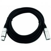 OMNITRONIC XLR cable 3pin 10m bk