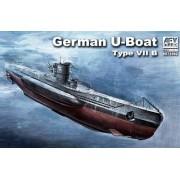 AFV Club 1:350 - German U-Boat type VII B - AFVSE73502