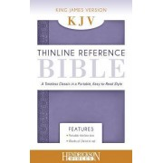 Thinline Reference Bible-KJV by Hendrickson Bibles