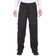 VAUDE Fluid Full-Zip Pants Women black 2017 38 MTB Hosen lang