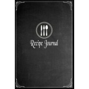 Recipe Journal by Blank Books 'n' Journals