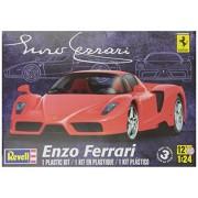 Plastic Model Kit-Enzo Ferrari 1:24