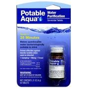 Potable aguamarina Tabletas Tratamiento de Agua
