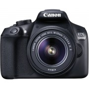 Canon eos 1300d + 18-55mm is ii - 4 anni di garanzia