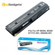 Lap Gadgets Laptop Battery For HP Pavilion DV4-5009TX 6 Cell PN: HSTNN-YB3N / MO06 / MO09 / HSTNN-YB3P / 671567-241 / 671567-321