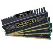 Mémoire PC Vengeance 4 x 2 Go - DDR3-1600 - PC3-12800 - CL9 (CMZ8GX3M4X1600C9)