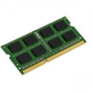 RAM Памет Kingston 4GB SODIMM DDR3 PC3-12800 1600MHz CL11 - KVR16S11S8/4