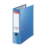 Biblioraft Jumbo Plus, 80 mm, VIVIDA albastru