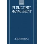 Public Debt Management by Alessandro Missale