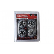 Set 4 roti role Inline 70 mm Axer
