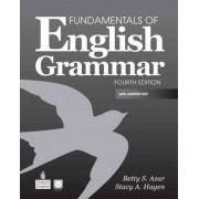 Fundamentals of English Grammar with Audio CDs and Answer Key by Betty Schrampfer Azar