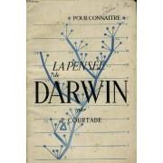 Pour Connaitre La Pensee De Charles Darwin