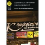 International Differences in Entrepreneurship by Josh A. Lerner