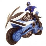 Bandai 31552 Power Rangers Samurai - Moto Power Ranger Azul