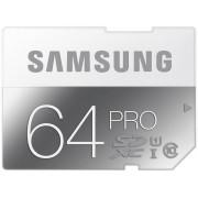 Card de memorie Samsung SDXC PRO UHS-1 64GB (Class 10)