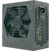 "SURSA FORTRON HEXA+, 400W real (max. 450W), fan 12cm, 80+ eficienta, fully sleeved, 1x CPU 4+4, 2x PCI-E (6+2), 5x SATA ""HE-400+"""