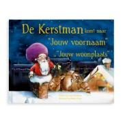 Boek - De kerstman komt