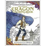 The Official Eragon Coloring Book by Christopher Paolini