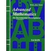 Saxon Advanced Math Answer Key & Tests Second Edition by Saxon