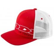 Spidi Net Cap Rojo/Blanco un tamaño
