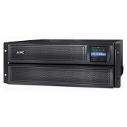 APC SMX3000HV SMART-UPS X 3000VA LCD RACK/TOWER 200-240V WITH NETWORK CARD