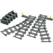 Set Constructie Lego City Macaz De Cale Ferata