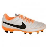 Nike férfi stoplis cipő-TIEMPO GENIO LEATHER FG 631282-008