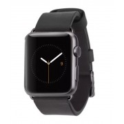 Case-Mate Signature Strap Apple Watch 42mm zwart
