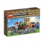 LEGO® Minecraft™ Cutie de crafting - L21116