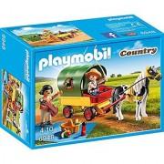 PLAYMOBIL 6948 Picnic with Pony Wagon