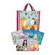 Princess Time Collection 5 Books Set in a Bag Children Gift Pack