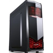 Carcasa Segotep Fighter C Black-Red Mid Tower Fara sursa